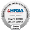 HRSA HealthCenter Quality Leader Logo